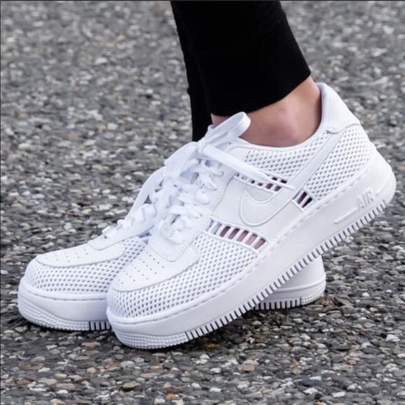 mode super populärt hela samlingen Nike Shoes   Nwt Air Force 1 Upstep Si   Poshmark